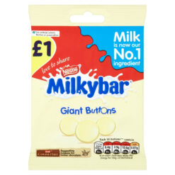 Milky Bar Giant Buttons