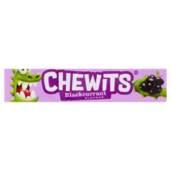 Chewits Blackcurrant Flavour