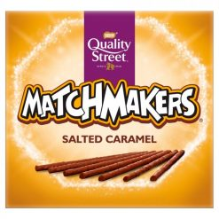 Quality Street Matchmakers Salted Caramel Chocolates 120g