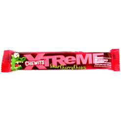 chewits xtreme sour cherry