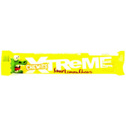 Chewits Extreme Lemon